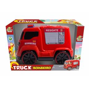 Truck Bombeiro Bs Toys