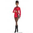 Uhura Star Trek Black Label Barbie - Mattel DGW70