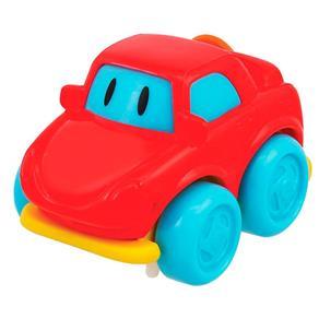 Veículo - Carrinho Vermelho Auto Zoom - Dican