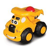 Veículo com Luzes e Sons - CAT Roll `N Go - Caminhão - DTC
