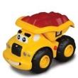 Veículo com Luzes e Sons - Glow Machine - CAT Caminhão - DTC