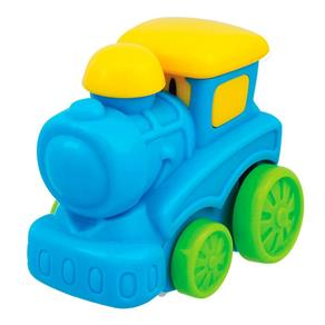 Veículo - Trenzinho Azul Auto Zoom - Dican
