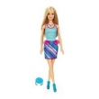 Barbie Fashion and Beauty com Anel - Azul - Mattel