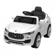 Carrinho de Controle Remoto Maserati 6V 7055 Branco - Xalingo