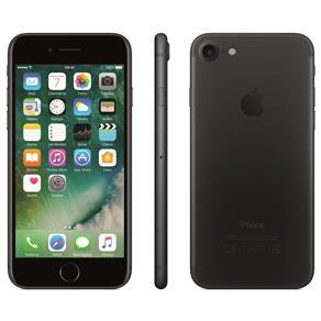iPhone 7 Apple 256GB, Tela Retina HD de 4,7, 3D Touch, iOS 10, Touch ID, Câm. 12MP, Resistente à Água e Sistema de Alto - falant