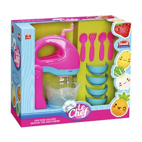 Kit Batedeira Le Chef - Usual Brinquedos