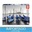 Puzzle 1000 peças Gondolas de Veneza
