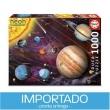Puzzle 1000 peças Sistema Solar - Neon