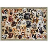 Puzzle 1500 Peças Cães & Raças - Grow