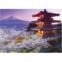Puzzle 2000 peças Monte Fuji, Japão