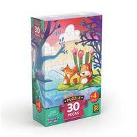 Puzzle 30 peças História de Pescador