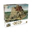 Puzzle 3000 peças Torre de Babel