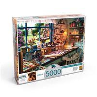 Puzzle 5000 peças Ateliê
