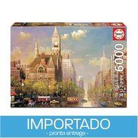 Puzzle 6000 peças New York Afternoon, Alexander Chen