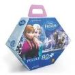Puzzle Bolsa - Frozen 80 Peças