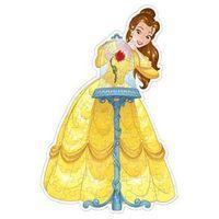 Puzzle Contorno Bela - Princesas Disney