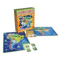 Puzzle Mapas - Brasil e Amarica do Sul - Algazarra