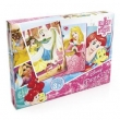 Puzzle Progressivo Princesas - Grow