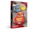 Quebra - Cabeça 100 Peças Metalizado - Carros 3 Disney