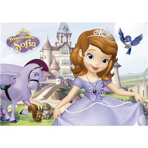 Quebra Cabeça 30 Peças Princesinha Sofia - Grow