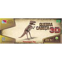 Quebra - Cabeça 3D - Dinossauro T - Rex