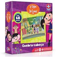 Quebra - Cabeça 60 Pçs Show da Luna - Estrela