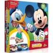 Quebra - Cabeça - A Casa do Mickey - Grandao - 48
