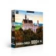 Quebra Cabeça Castelo De Neushwanstein 1000 Peças - Toyster