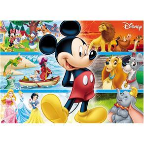Quebra Cabeça Disney Peças Gigantes - Grow