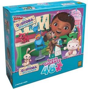 Quebra - Cabeça Gigante Doutora Brinquedos Grow - 3218