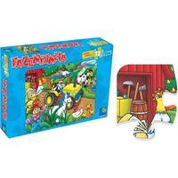 Quebra - Cabeça Gigante Fazendinha - ABC Brinquedos