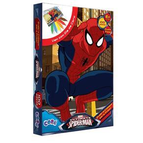 Quebra - Cabeça Homem Aranha 100 Peças - Toyster