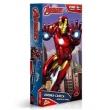 Quebra - Cabeça Homem de Ferro - Os Vingadores - 200 peças - Toyster
