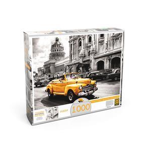 Quebra Cabeça Old Havana 1000 Peças - Grow