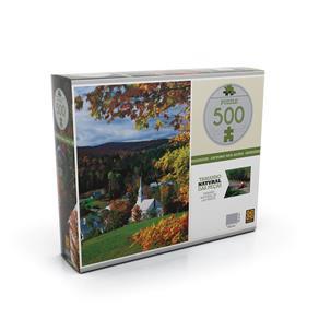 Quebra Cabeça Outono Nos Alpes 500 Peças - Grow