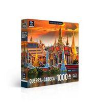 Quebra Cabeça Palácio De Bangkok 1000 Peças - Toyster