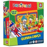 Quebra Cabeca Patati Patata - 60pçs - Estrela
