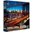Quebra - Cabeça Ponte de Manhattan 1000 Peças - Toyster