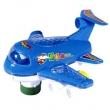 Avião CKS Toys Bate e Volta - Azul