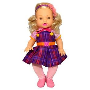 Boneca Dulce Maria - Carinha de Anjo - Babybrink