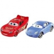 Carros 3 - Pack com 2 - Mcqueen e Sally Dxw05