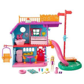 Conjunto Cada de Férias da Polly - Mattel