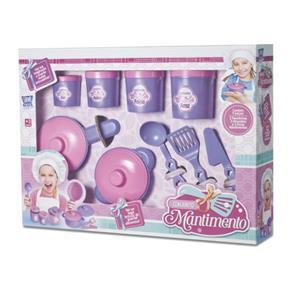 Conjunto Mantimento Infantil 2485 - Zucatoys
