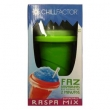 Copo De Raspadinha - Raspa Mix - Super Cores - Verde - Dtc