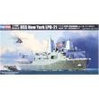 Navio Transporte Anfibio USS New York LPD - 21