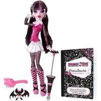 Boneca Monster High Clássicas Draculaura Clássica Mattel