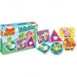 Quebra - Cabeça Baby Puzzle Fazendinha - ABC Brinquedos