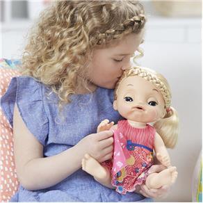 Baby Alive - Boneca Doces Lágrimas Loira - Hasbro