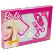 Barbie Kit Médica Com Prontuário - Fun Divirta - Se