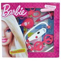 Barbie Kit Médica Pequeno Com Termômetro - Fun Divirta - Se